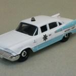 Matchbox MB1180-02 : 1959 Dodge Coronet Police