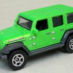 Matchbox MB1182-01 : 2018 Jeep Wrangler JL