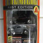 Matchbox MB327 : 33 Ford Coupe First Edition Package