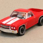 MB328-01 : 1970 Chevrolet El Camino