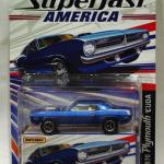 Matchbox MB616-08 : 1970 Plymouth Cuda