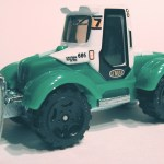 MB686-07 : Tractor Plow