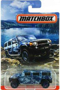 MB982-02 : Hummer H2 SUV Concept
