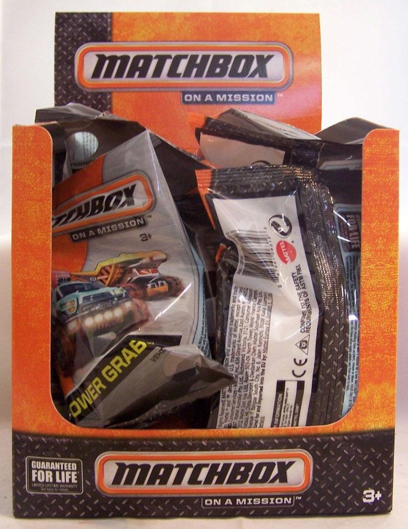 Matchbox Power Grabs