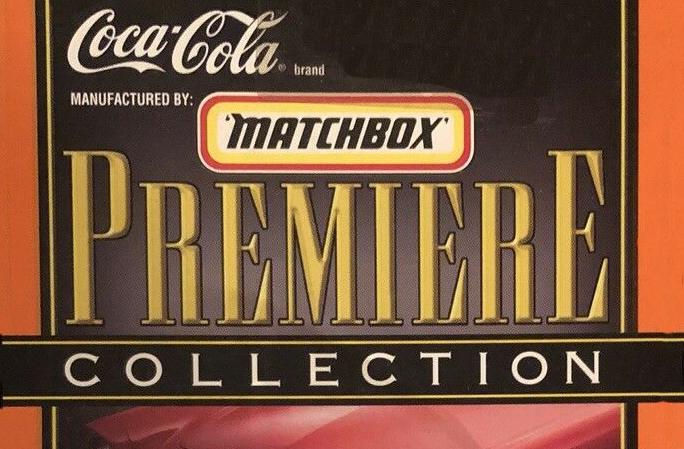 Matchbox Premiere - Coca Cola Collection