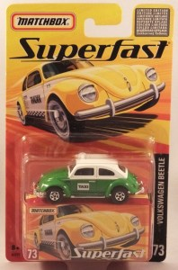 Matchbox Superfast - ROW - 2005