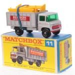 Matchbox 1969 box