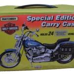 Matchbox Harley Davidson Gift Set - Carry Case