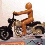 MB050-02 : Harley Davidson Sportster