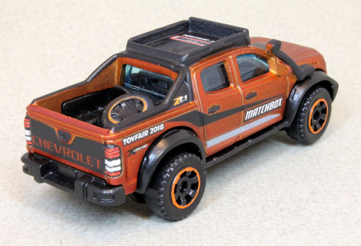 MB1078 : 16 Chevy Colorado Xtreme