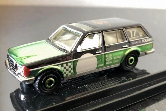 Matchbox MB1169-03 : 1980 Mercedes-Benz W 123 Wagon
