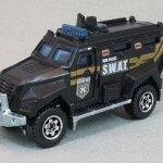 MB830-01 : S.W.A.T. Truck