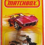 Matchbox 1982 USA Blister