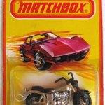 Matchbox 1981 USA Blister
