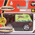 Matchbox 2002 Box