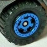 Matchbox Cog - Blue