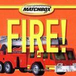 Matchbox Board Books - Fire