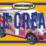 Matchbox Board Books - Ice Cream