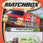 Matchbox 2002 Long Card
