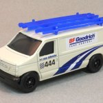 MB444-08 : Ford Panel Van (Roof Attachments/Retooled)