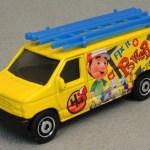 MB444-10 : Ford Panel Van (Roof Attachments/Retooled)