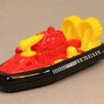 MB519-01 : Fire Hovercraft