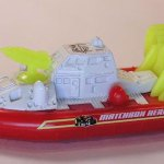 MB519-05 : Fire Hovercraft