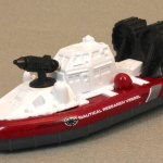 MB519-09 : Fire Hovercraft