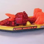 MB519-11 : Fire Hovercraft
