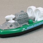 MB519-12 : Fire Hovercraft