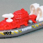 MB519-16 : Fire Hovercraft