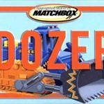 Matchbox MB601-05 : Super Dozer book