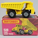 Matchbox 1978 Box