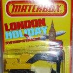Matchbox 1982 Blister - USA