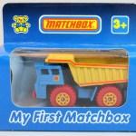 Matchbox 1990 My First Matchbox