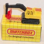 Matchbox 1992 Box