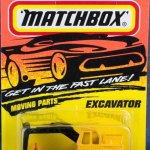 Matchbox 1993 Long Card - USA