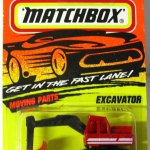 Matchbox 1996 Long Card