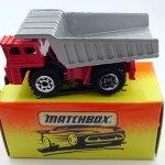 Matchbox 1997 Box