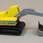 MB032-23 : Excavator