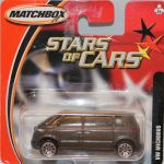 Matchbox 2004 Stars of Cars