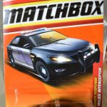 Matchbox 2011 Long Card