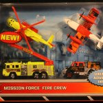 Matchbox Mission Force : 2012 – Fire Crew