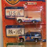 Matchbox Across America 3 Pack