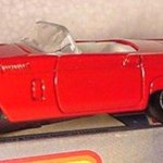 Matchbox MB042-02 : 1957 Ford Thunderbird