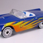 Matchbox MB042-15 : 1957 Ford Thunderbird