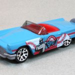 Matchbox MB042-25 : 1957 Ford Thunderbird