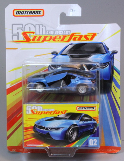 Matchbox MB1144-01 : BMW i8