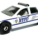 Matchbox MB1198-01 : 1994 Chevy Caprice Classic Police