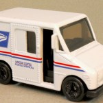 Matchbox MB370-01 : Postal Service Delivery Truck